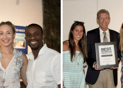 Best of Bermuda Awards Party 2018