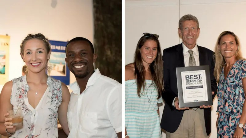 Best of Bermuda Awards Party 2018