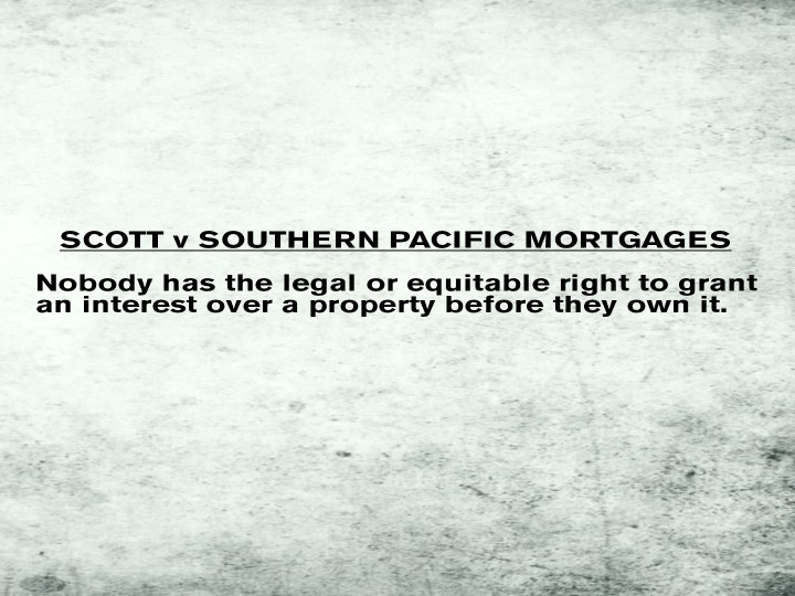Southern Pacific Mortgages