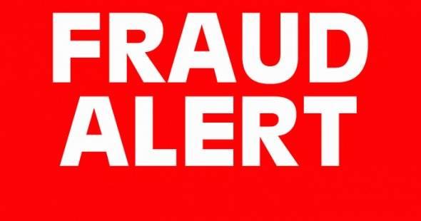 TGBMS Fraudster Alert