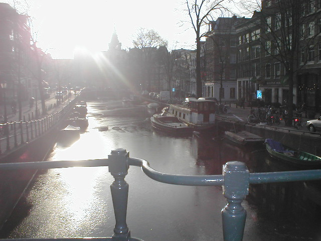 Amsterdam in Autumn 2004