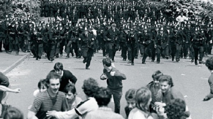 Thatcher's War Against The Miners
