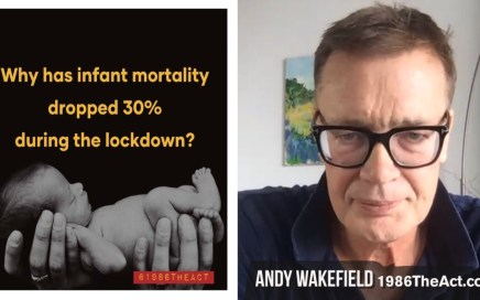 MOB Interviews Andy Wakefield | The Truth About Vaccines