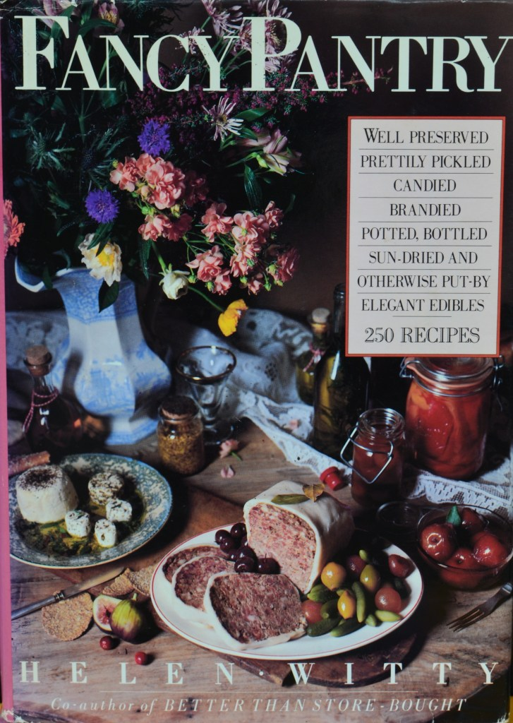 Fancy Pantry Cookbook by Helen Witty