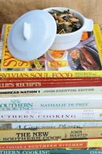 All Southern cookbooks worth their name have a recipe for collard greens.