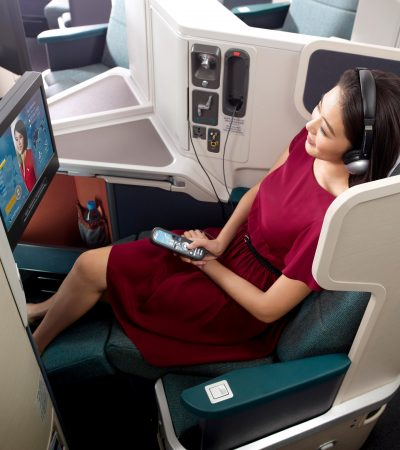Cathay Pacific - new business class (4)