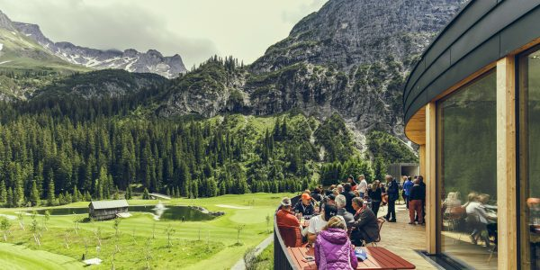 Clubhaus+Golf+Club+Lech 2