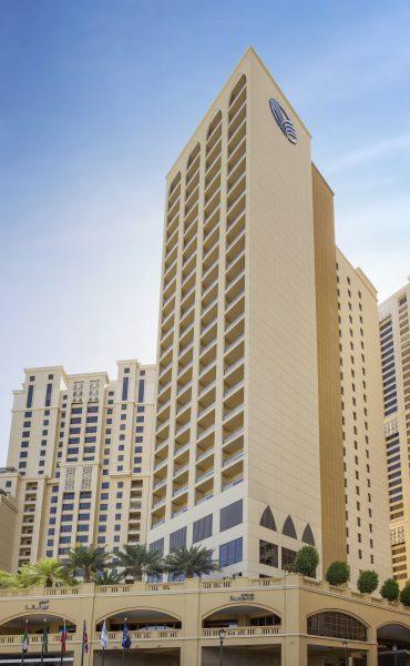 Amwaj Rotana Jumeirah Beach Residence - Dubai (Exterior)