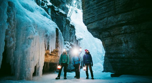 Travel Alberta Ready Winter