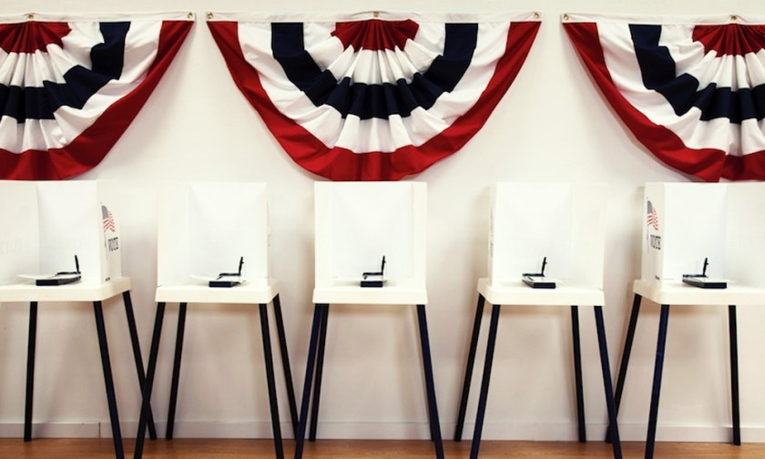 after the vote - empty voter stations - The Best Advice So Far