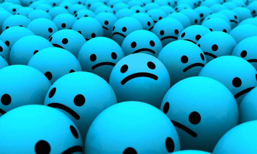 The Best Advice So Far: the grumbles part 1 - many blue sad-face balls