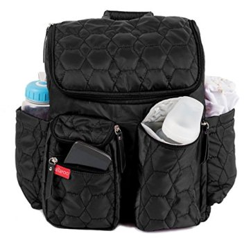 Wallaroo Diaper Bag Backpack Unisex