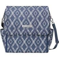 PInk Petunia Pickle Bottom Boxy Backpack Diaper Bag