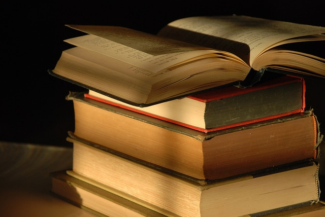 Five Books That Changed My Life