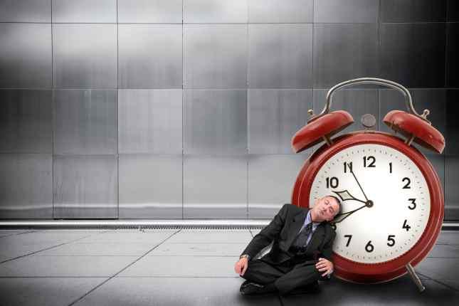 tempo per dormire