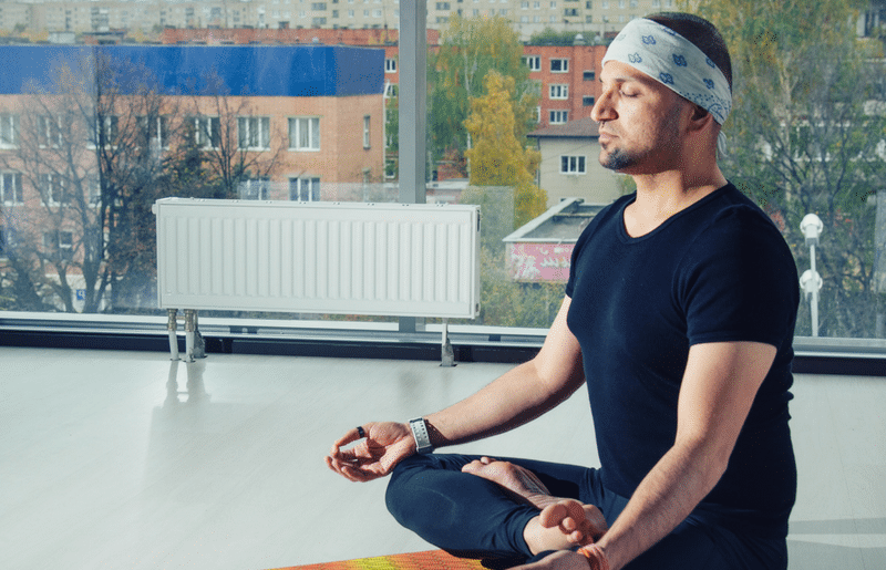 How Meditation Helps the Addicted Brain
