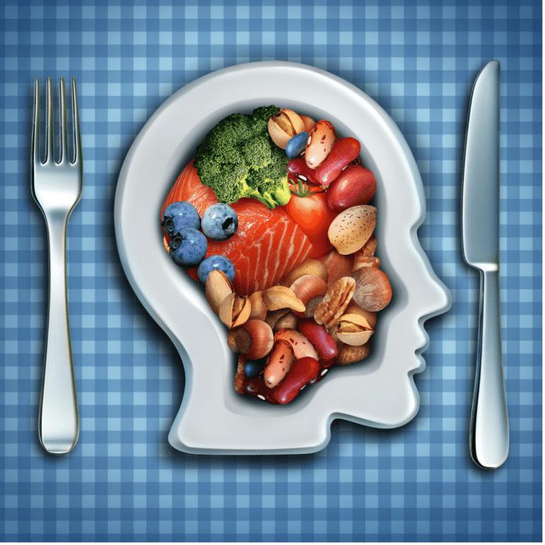 Πώς να βελτιώσει την ψυχική υγεία σας με τη διατροφή