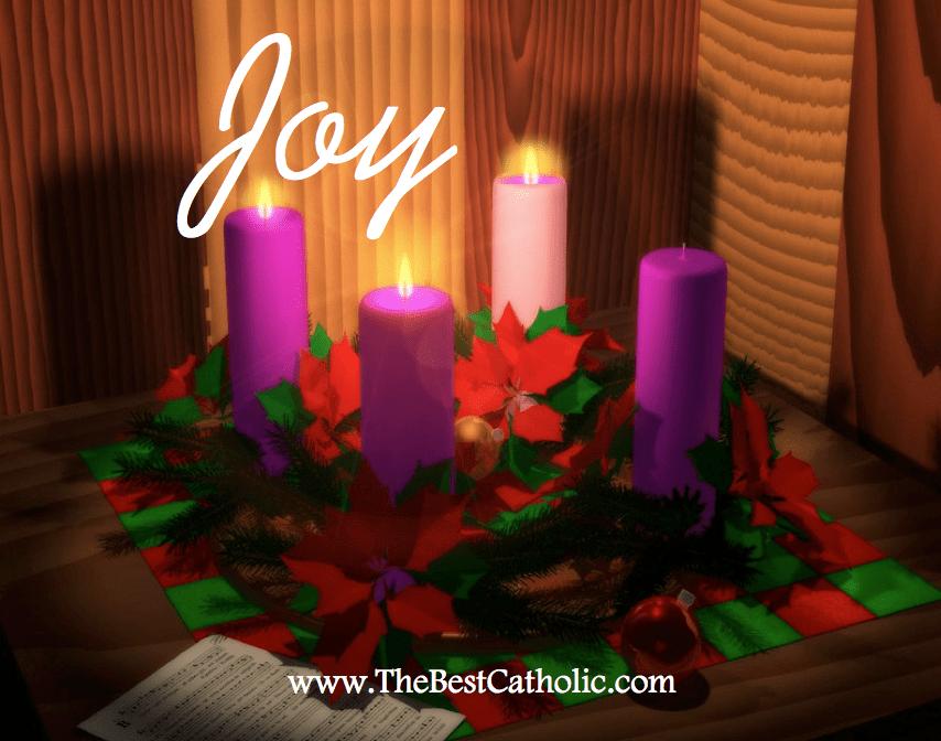 third sunday of advent joy the best catholic. Black Bedroom Furniture Sets. Home Design Ideas