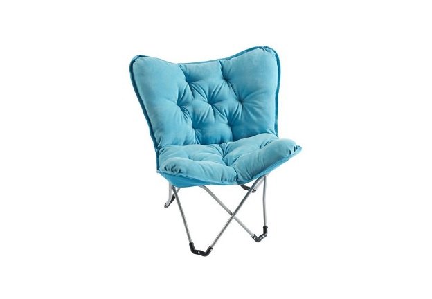 Simple By Design Memory Foam Butterfly Chair For 2799 Shipped For