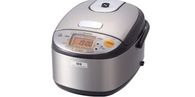 Zojirushi NP-GBC05-XT Induction Heating System Rice Cooker and Warmer