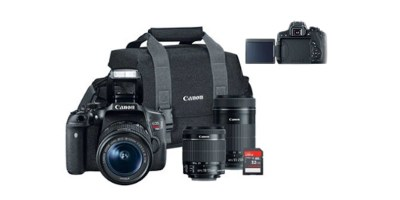 Canon EOS Rebel Digital SLR Bundle