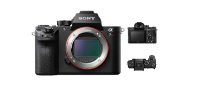 Sony a7RII Alpha Full Frame Mirrorless Digital Camera Body