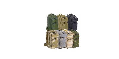 30L Outdoor Sport Hiking Camping Backpack 600D Oxford Travel Military Bag Multi Color Optional