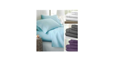 4Piece Bed Sheet Sets 4 Hotel Quality Egyptian Comfort Luxury Patterns