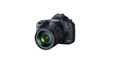 Canon EOS 5D Mark III DSLR Camera with 24 105mm Lens