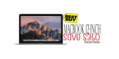 MacBook 12inch save $350