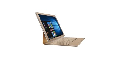 Samsung Galaxy TabPro S 2in1 12inch Touch Screen Laptop Intel Core m3 8GB Memory 256GB Solid State Drive Gold
