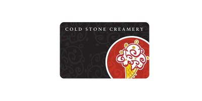 $10 off Cold Stone Creamery Gift Cards