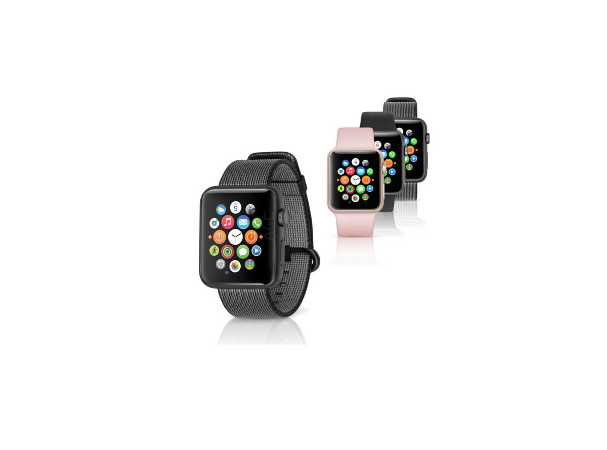Apple Watch Sport Series 2 38mm Smartwatch With Sport Band Aluminum Chassis For 254 00 At Ebay The Best Deals Club
