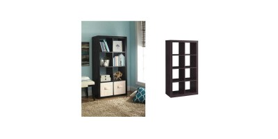 Better Homes and Gardens 8-Cube Organizer – Multiple Colors