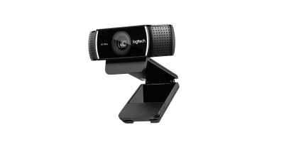 Logitech C922x Pro Stream Webcam – 1080p HD Camera for Streaming and Recording