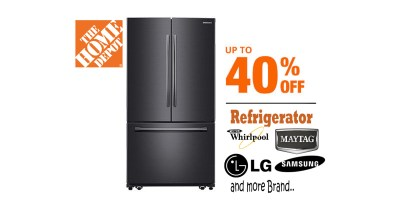 Refrigerator up to 40% OFF