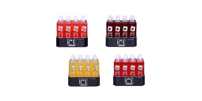 17 Ounce Bottles (Pack of 12) – Sparkling Ice