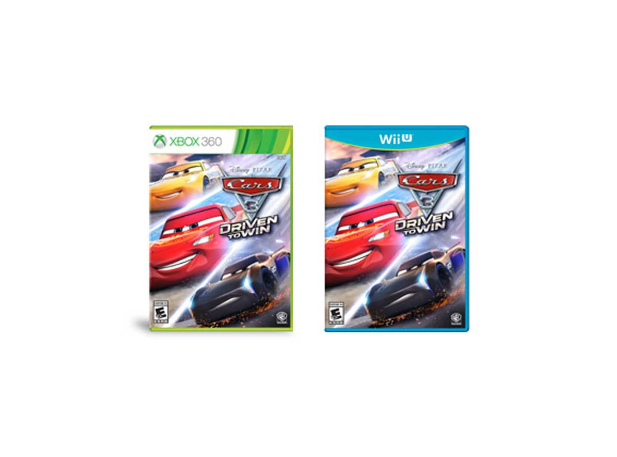 Cars 3 Driven To Win By Warner Home Video Game For All Consoles