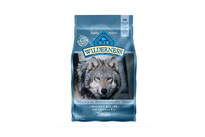 Buy One Get One FREE Blue Buffalo Dry Dog or Cat Food at PetSmart for In-store Pickup Only