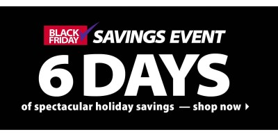 BJS Live Generously Black Friday Ad