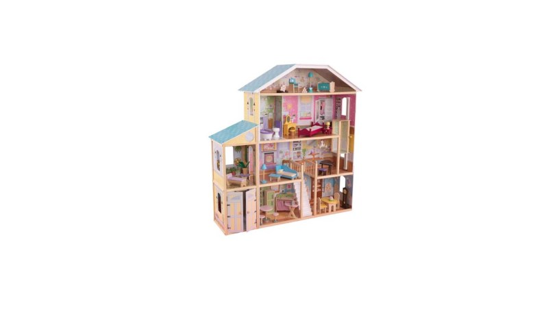 Kidkraft Majestic Mansion Dollhouse For 136 11 At Walmart The