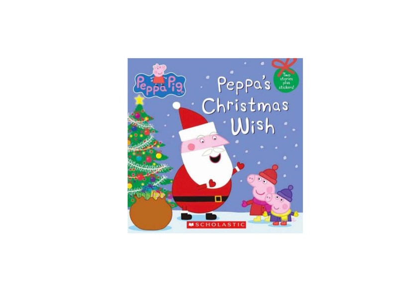 Peppa\'s Christmas Wish for $1.82 at Amazon & Walmart – The Best ...