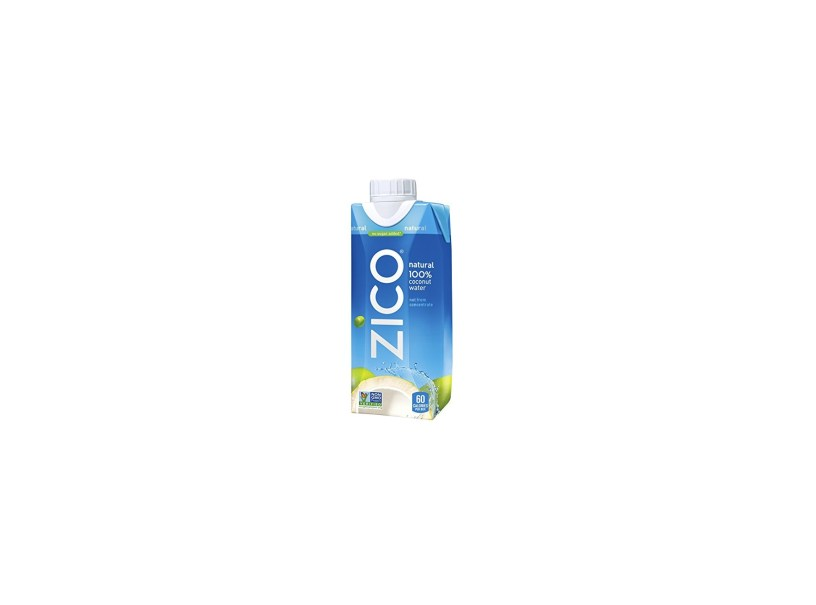 ZICO Premium Coconut Water – Natural 11.2 fl oz (Pack of 12)