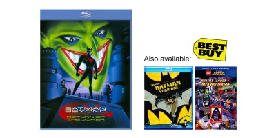 Batman Beyond- Return of the Joker [Blu-ray] [2000]