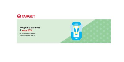 Car Seat Trade-In Event- Recycle & Get 20% Off Coupon