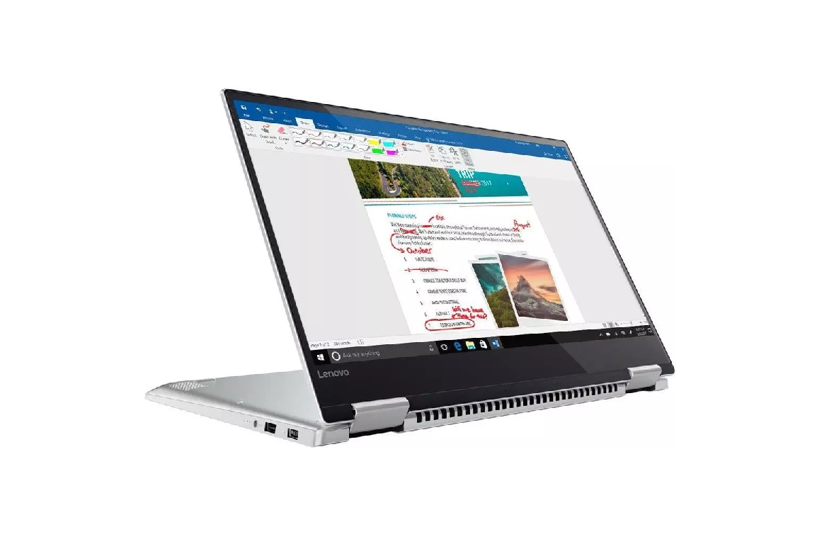 "13.3"" Lenovo Yoga 720 2-In-1 Laptop Intel i5 8250U 256GB SSD for $599.99 at Best Buy"