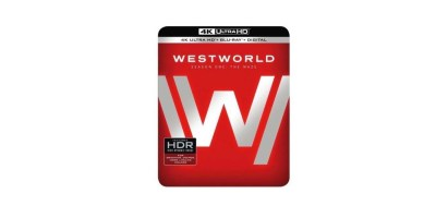Westworld- The Complete First Season Limited Edition (4K UHD+Blu-ray+Digital)