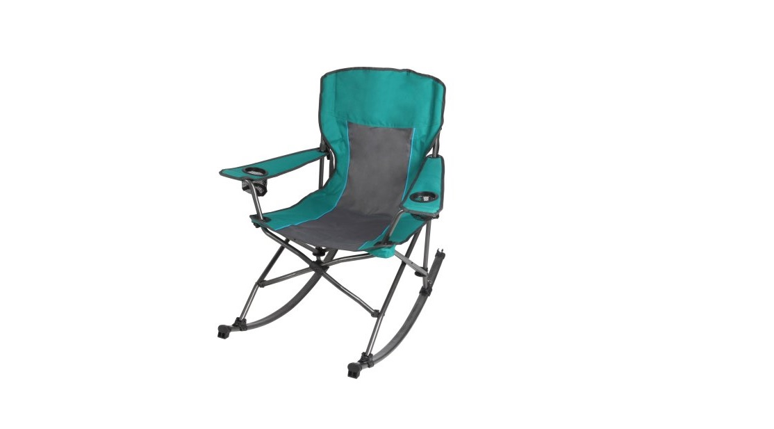 Phenomenal Ozark Trail Rocking Chair For 9 Or Less At Select Walmart Ibusinesslaw Wood Chair Design Ideas Ibusinesslaworg