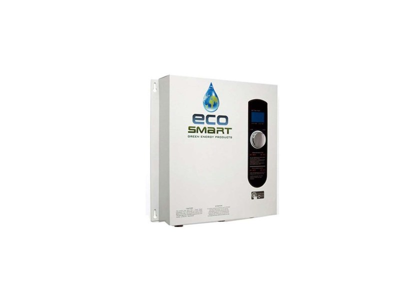 EcoSmart ECO 27 Electric Tankless Water Heaterwith Patented Self Modulating Technology