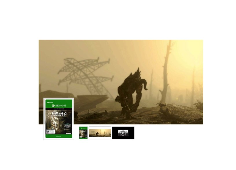 Fallout 4 – Xbox One Digital Code Bethesda